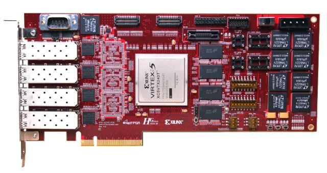 NetFPGA10G